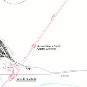 Cartes Détaillées Plan Du Métro De Paris Voie Ateliers Orlyval